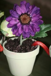 Dirt Cake Flower Pot Craftastic Dirt Cake Cake Flowers