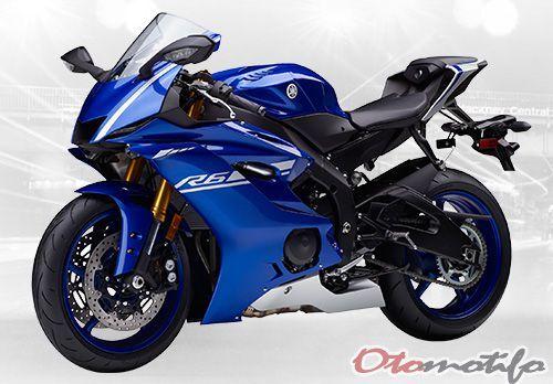 15 Motor Sport Yamaha Terbaru 2020 Tercepat Dan Termurah Otomotifo Yamaha Yzf R6 Sepeda Motor Sport Motor Yamaha
