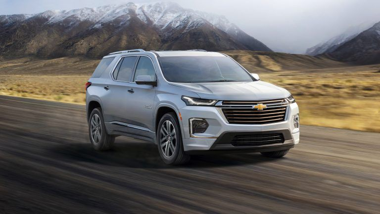 2021 Chevrolet Traverse High Country 5k Hd Wallpaper Chevrolet Traverse Chevy Chevrolet