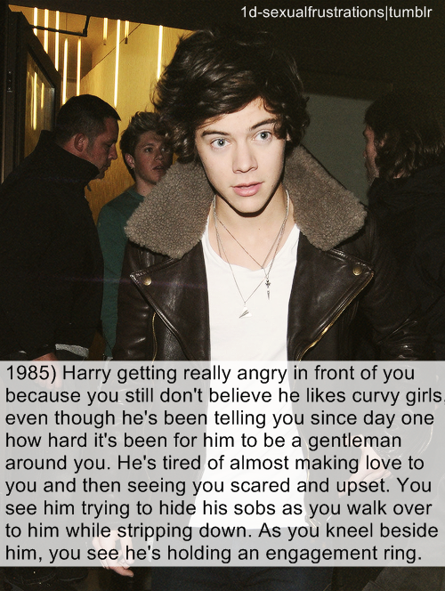 Sexually frustrated 1d imagines
