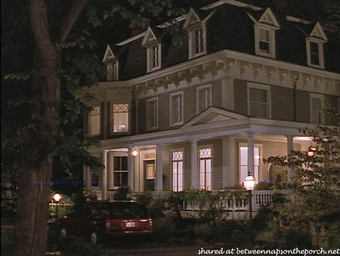Stepmom Movie Houses Tours Victorian Homes House House Tours