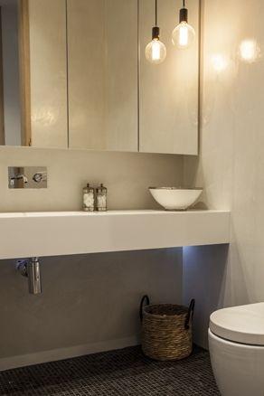 #bathroom #beige