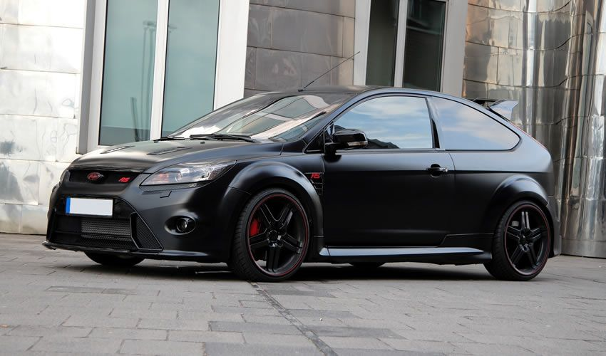 Anderson Germany Ford Focus Rs Black Racing Edition Ford Focus Ford Focus Rs Ford Focus S