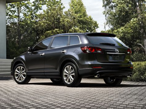 2013 Mazda Cx 9 7 Passenger Crossover Suv Mazda Usa Mazda Cx 9 Mazda Suv Mazda Usa