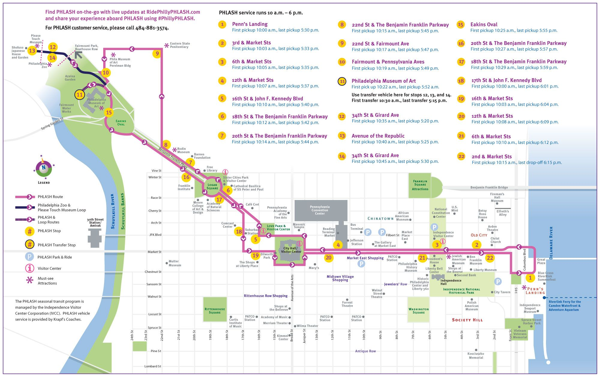 Getting Around Philadelphia Walking Biking Public Transportation - Philly train map