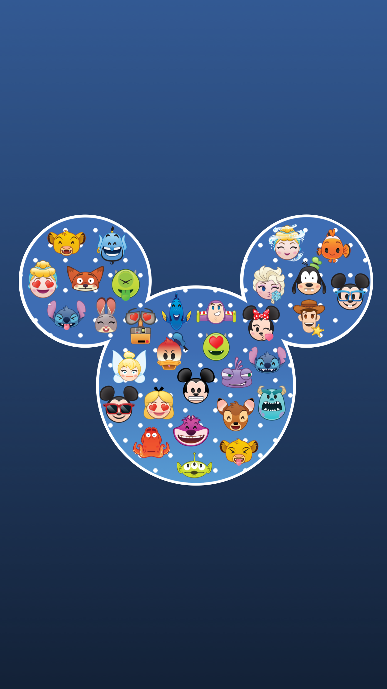 Disney Emoji blitz phone wallpaper Disney emoji blitz