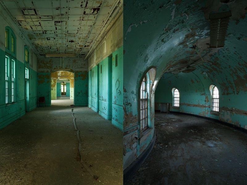 El terrorífico mundo de los asilos abandonados - Cultura Colectiva ...