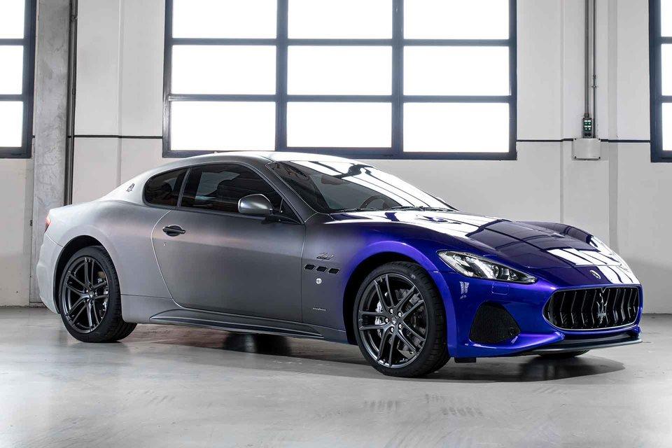 Maserati Granturismo Zéda Coupe Maserati Granturismo Maserati New Sports Cars