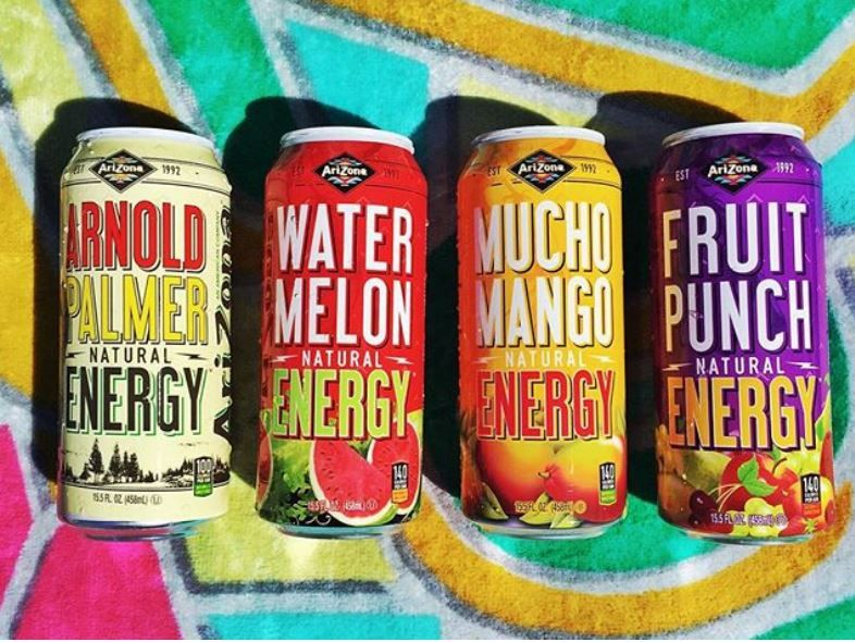 Arnold palmer watermelon and other arizona beverages get