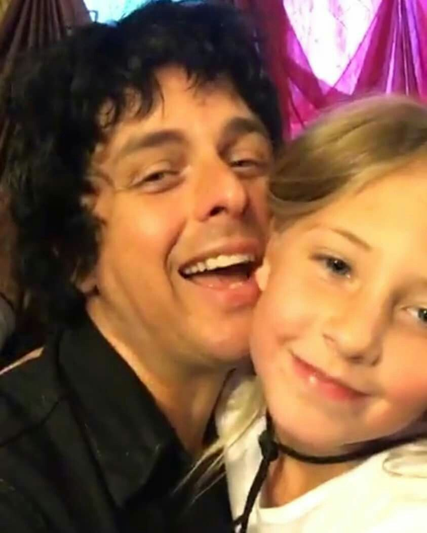 Billie with mikes daughter, Ryan