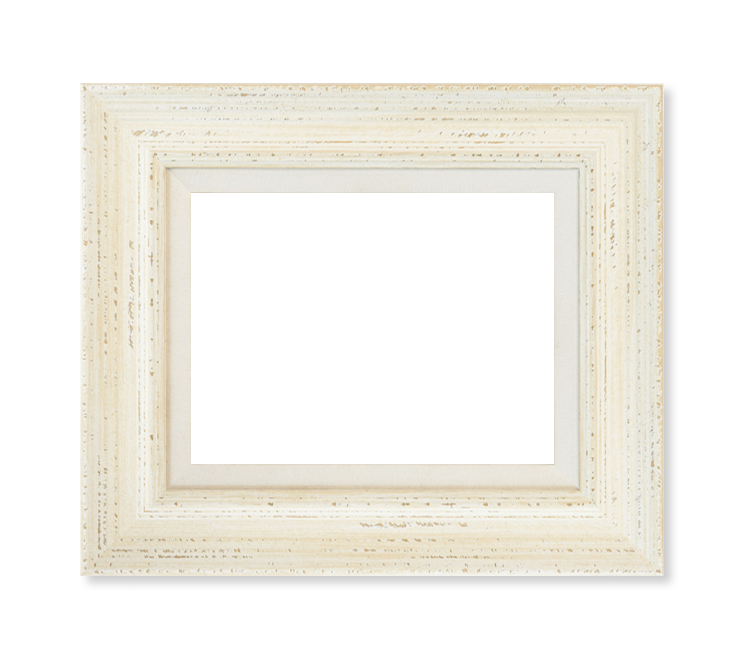 tabletcouture.com White Distressed Antique Frame for iPad® or other ...