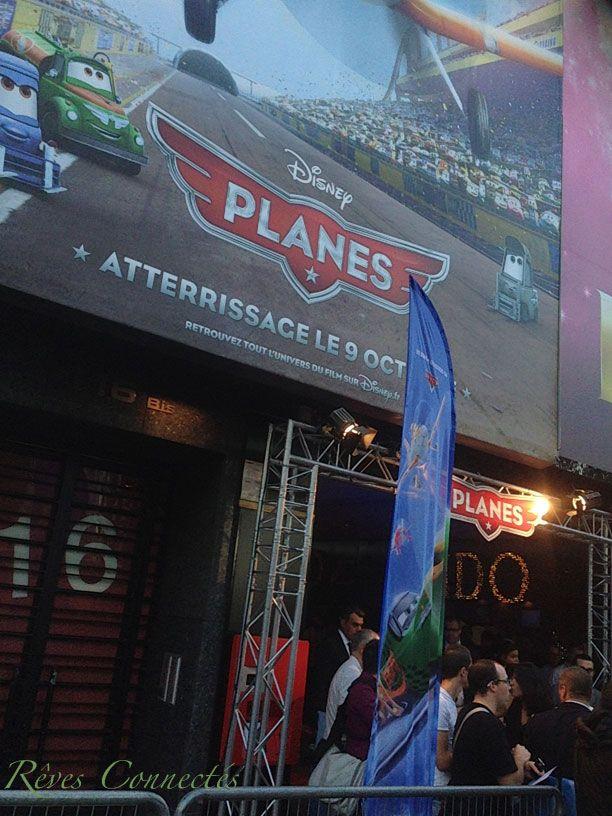 Chronique de l'avant-première #Planes à l'UGC Normandie des Champs-Élysées. Notre avis sur ce film d'animation signé Disney. @Disney FR