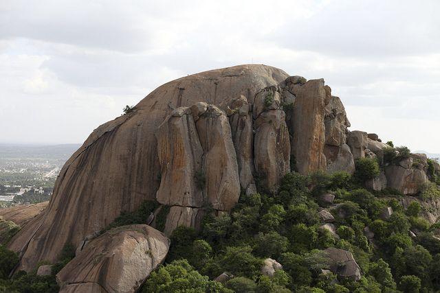 Ramanagaram rock