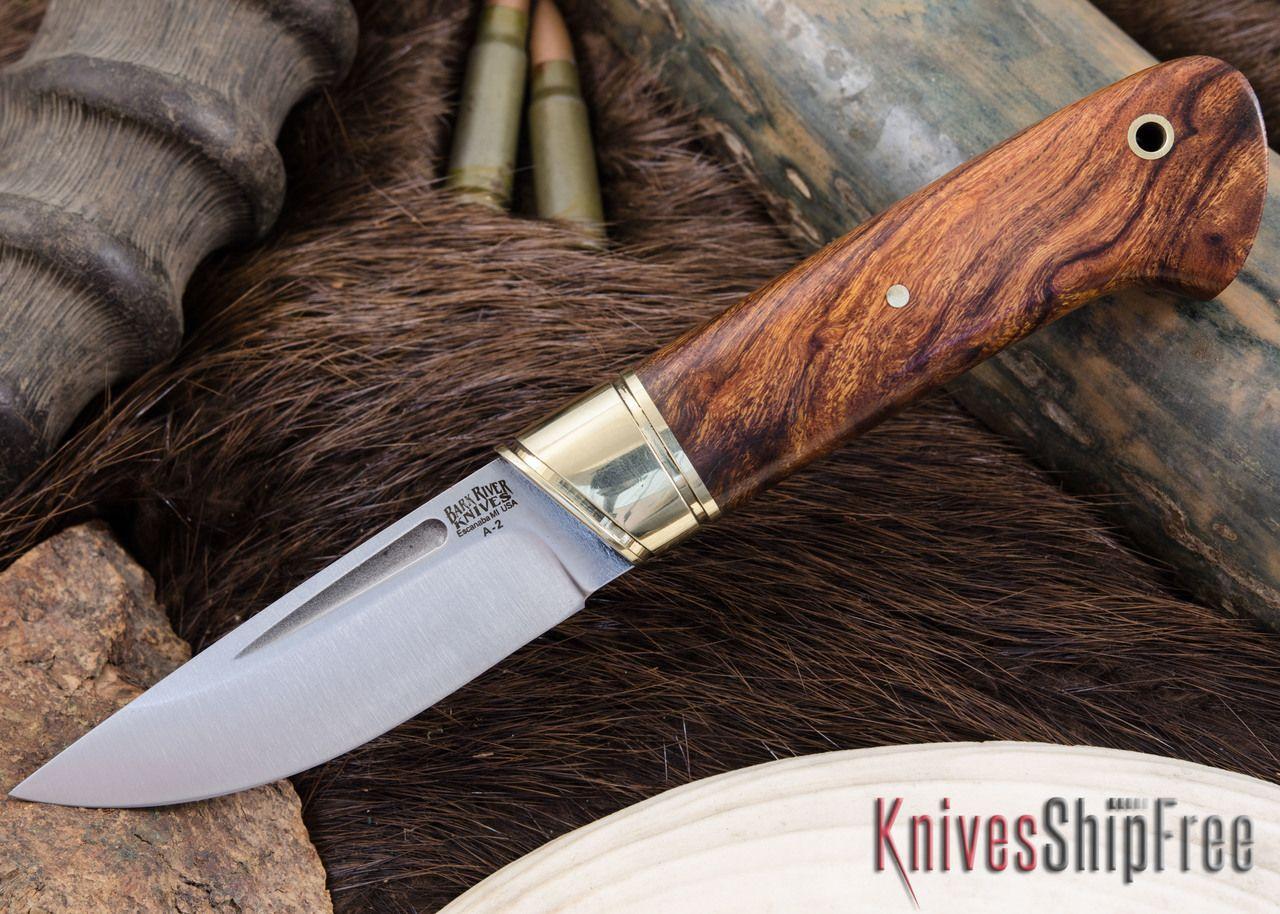 Bark river knives brokk desert ironwood 2