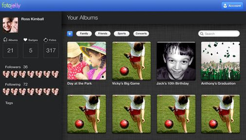 FotoJelly - Event-powered Photo Sharing