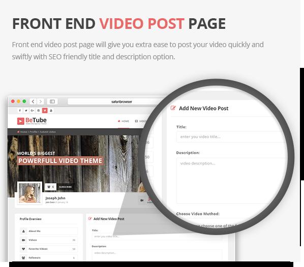 Betube v2 0 6 - Tema Para Site de Video Wordpress