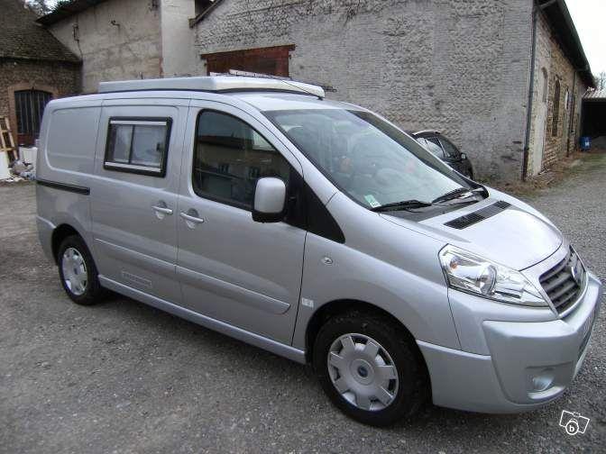 Fiat Scudo Amenage Camping Car Caravaning Isere Leboncoin Fr Camping Car Camping