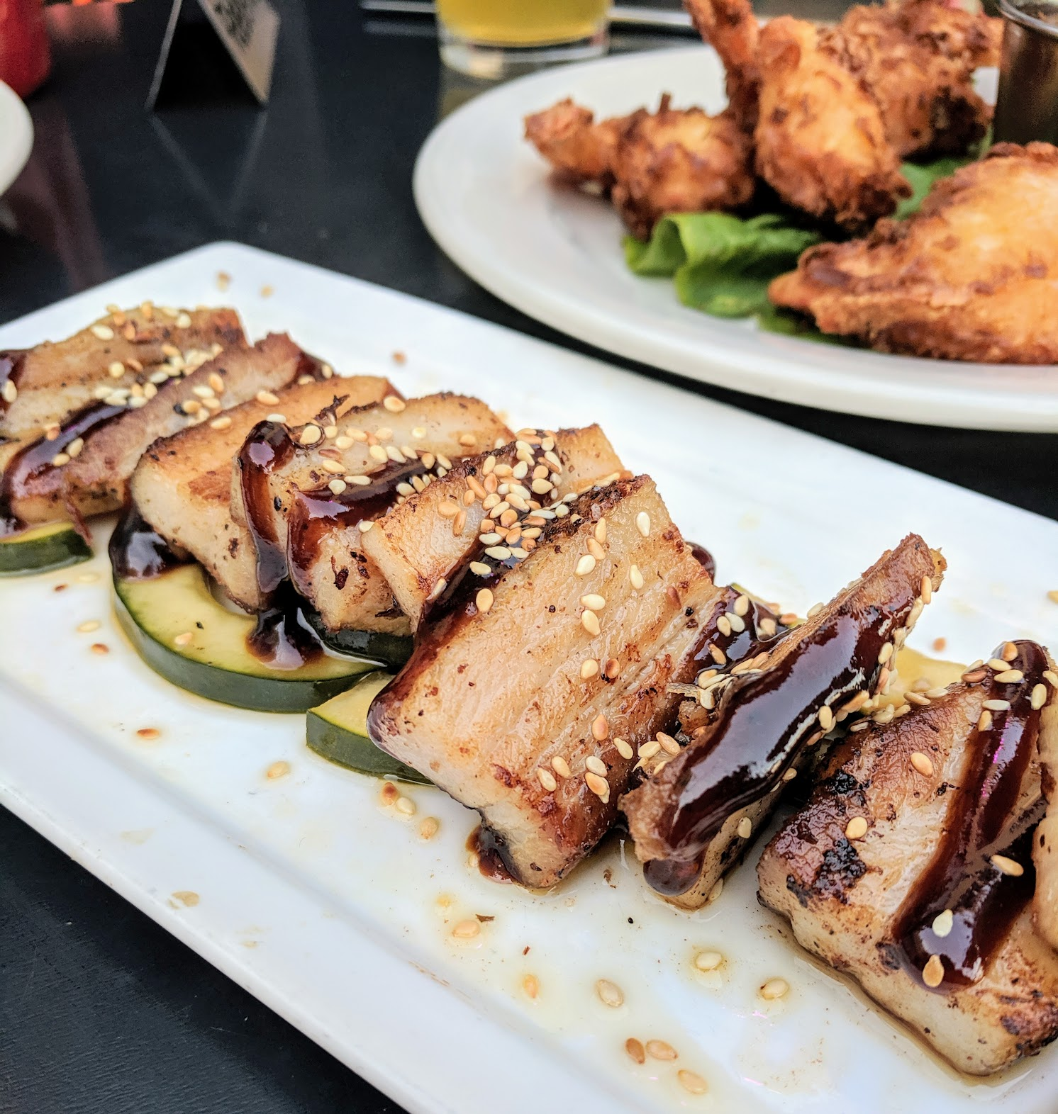 Becket's in Oshkosh Upscales American food with a view