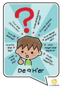 Ideer, tips og tricksSærlige Behov | Blog om børn med særlige behov | Pædagogiske ideer ...