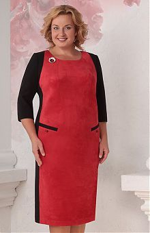a1cd957b3f0 Платья для полных женщин  купить женские платья больших размеров в интернет  магазине «L Marka»  Страница 8