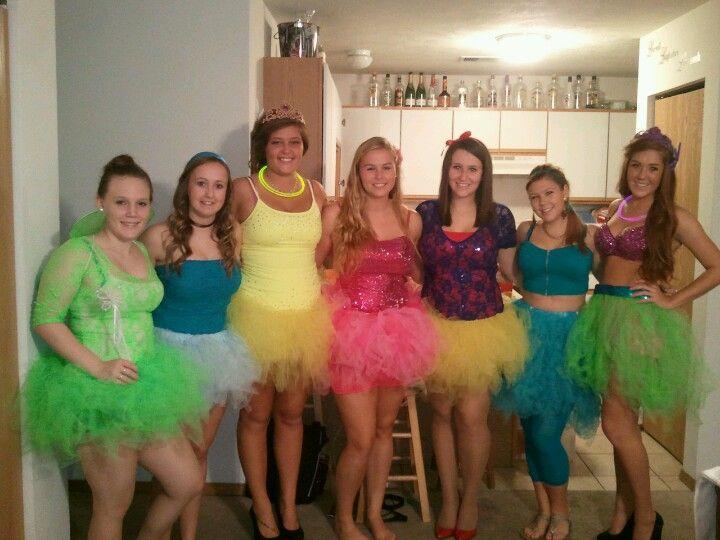 Disney princess costumes )  sc 1 st  Pinterest & Disney princess costumes :) | Halloween | Pinterest | Princess ...