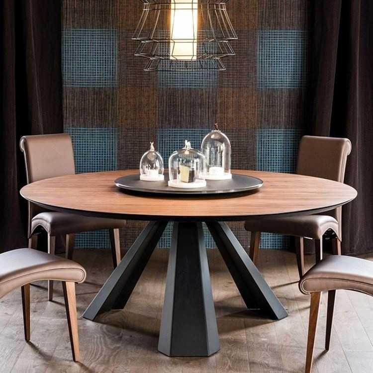50 luxe table ronde salle a manger avec