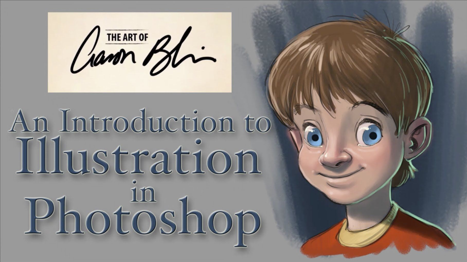"Introduction To Character Design Know Your Basics : ""a basic introduction to illustration in photoshop by"