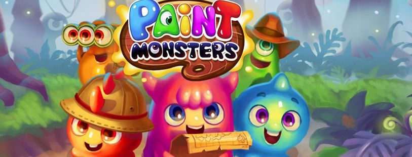 Paint Monsters