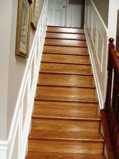 Best Eztread Staircase Refacing System® Prefinished Treads 640 x 480