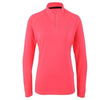 Highroad Hardloop Longsleeve Shirt Dames | Plutosport