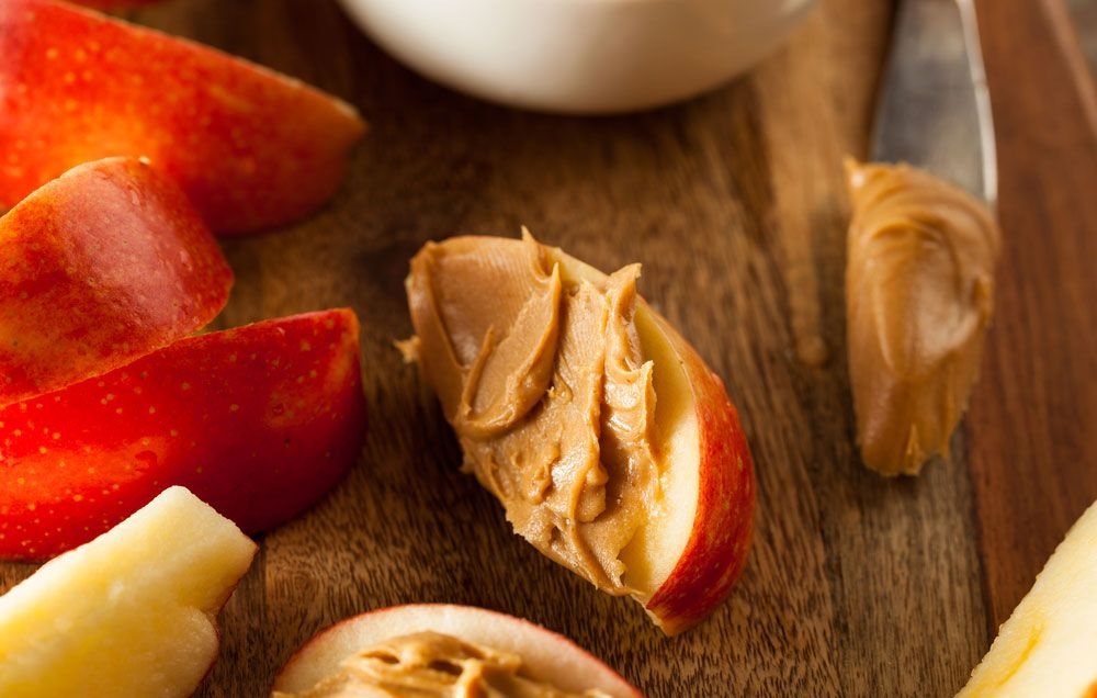 Complete Snacks http://www.bicycling.com/food/nutrition/5-ways-youve-never-tried-eating-peanut-butter/slide/4