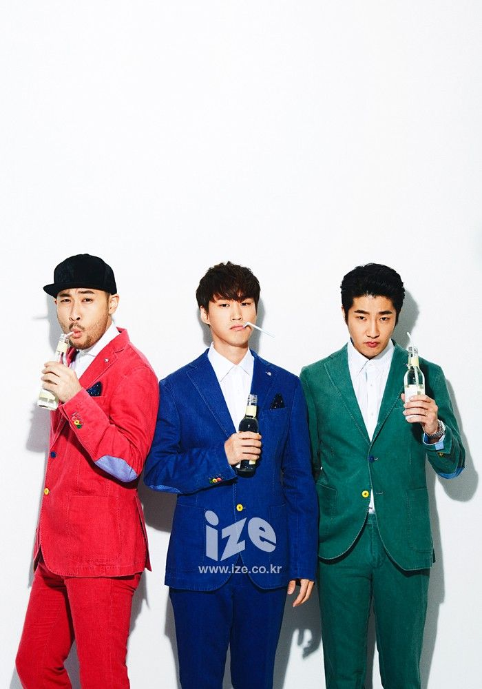 Epik High - ize Magazine November Issue '14 | Tablo epik ...