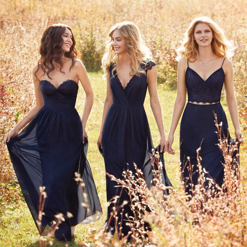 Cheap Dress Summer Buy Quality Dresses Topshop Directly From China Dre Navy Bridesmaid Dresses Mismatched Navy Bridesmaid Dresses Navy Blue Bridesmaid Dresses