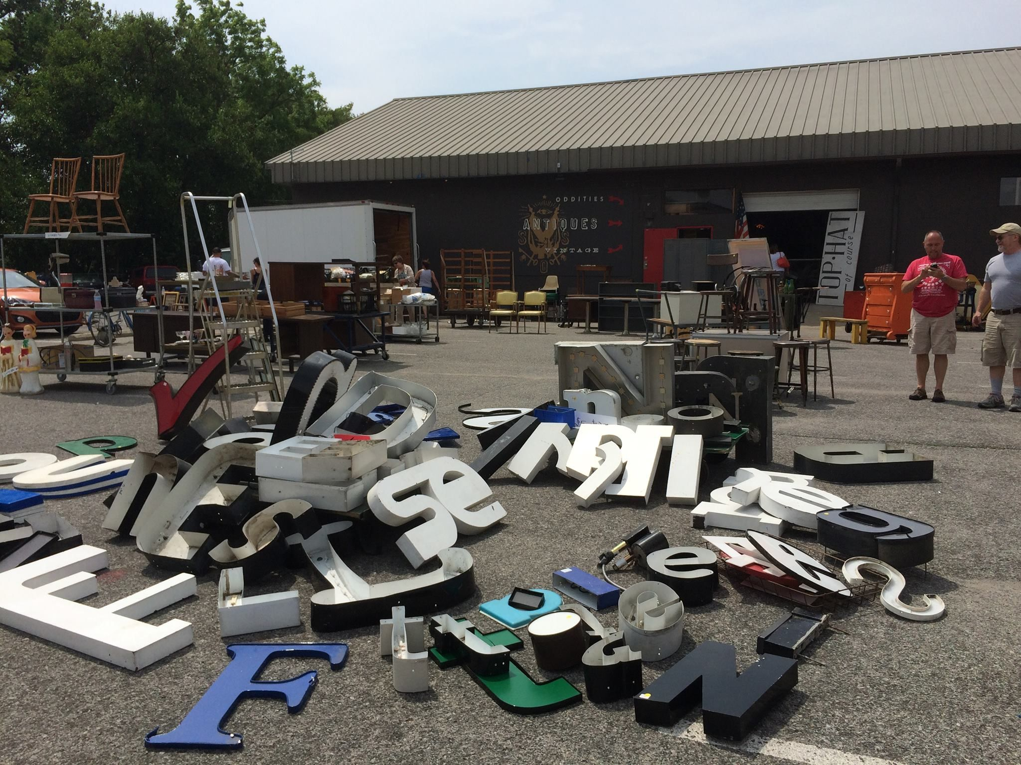 ANNUAL OUTDOOR SALE **June 4 - June 5 10 AM to 6 PM ...