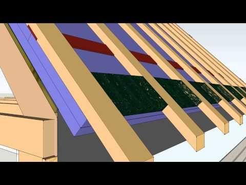 Exterior Insulation Retrofit Walls And Unvented Roof Youtube Roof Insulation Exterior Insulation Exterior