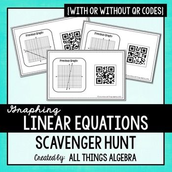 Students Will Practice Graphing Linear Equations In Standard Form