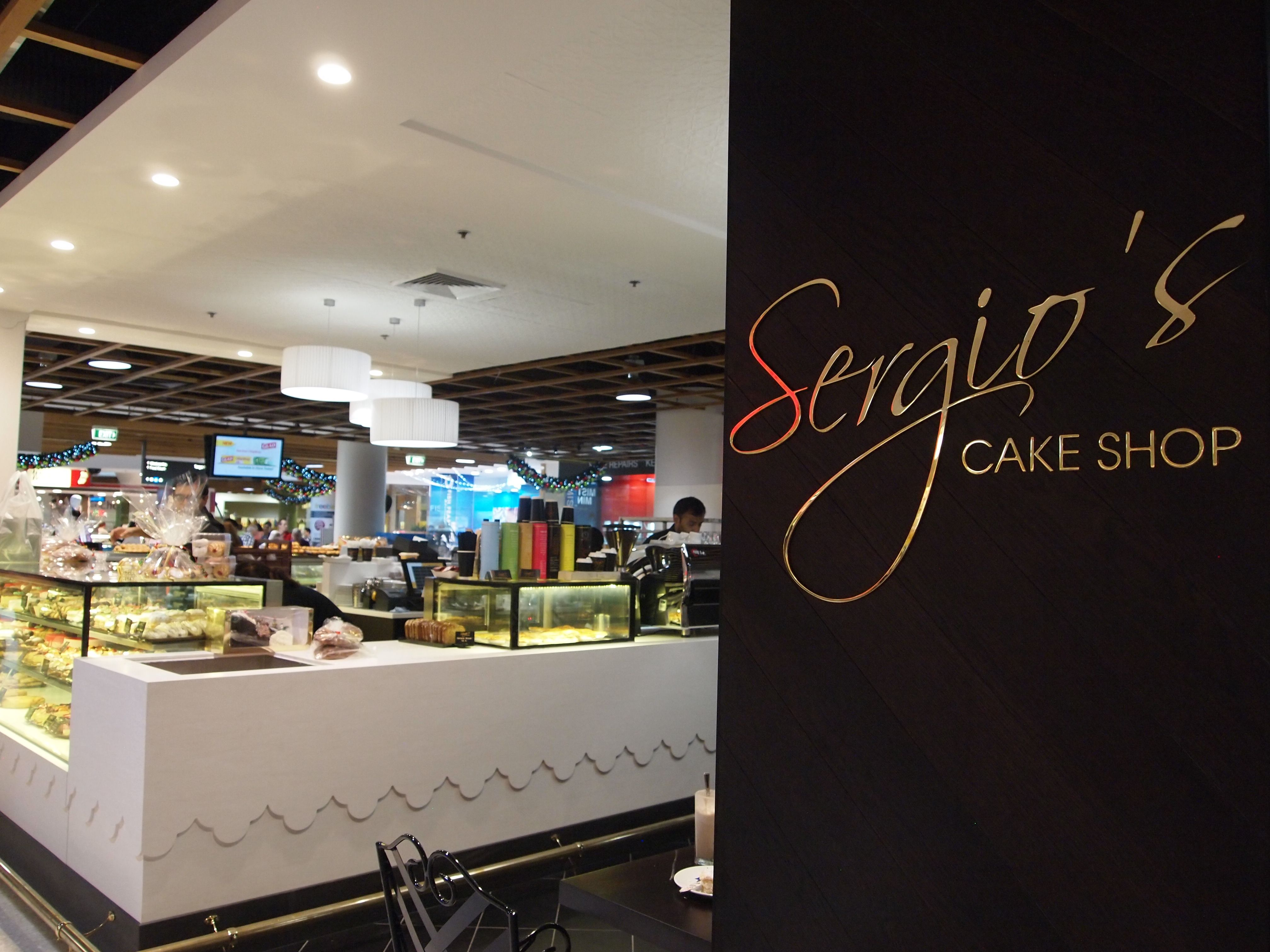 Forward Thinking Design have been responsible for the Sergio's Cake Shop new fitout concept, rebranding and expansion. This is the first kiosk format, located in Carlingford, following on from five inline stores already completed. http://forwardthinkingdesign.com.au/projects/sergios-cake-shop-carlingford/