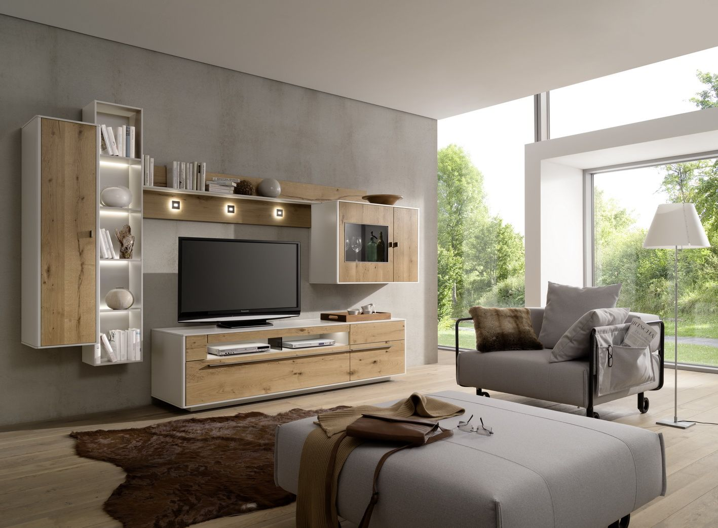 m bel madeingermany furniture gwinner wohndesign. Black Bedroom Furniture Sets. Home Design Ideas