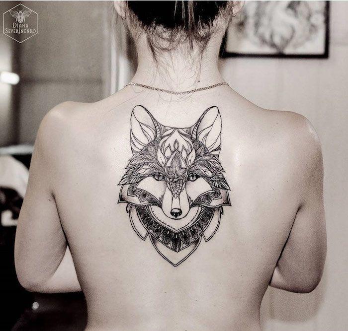 Tatouage dos \u2013 Ce tattoo que je ne saurais voir