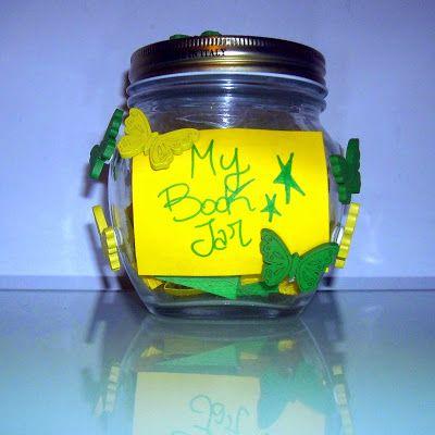 Le parole segrete: Gaia presenta... The Book Jar! + Ultimi acquisti libreschi