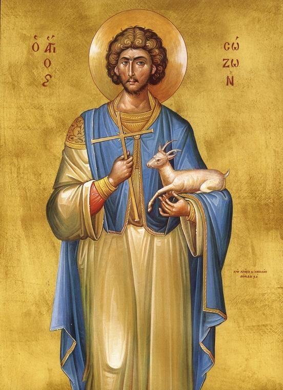 Άγιος Σώζων / Saint Sozon | Εικόνες, Θρησκεία, Ιδέες για ζωγραφική
