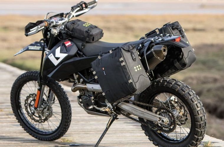 A Closer Look At The Kriega Os 32 Soft Pannier Motorcycle Adventure Travel Adventure Motorcycling Motorcycle Travel
