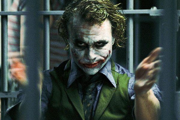 Batman El Caballero De La Noche Why So Serious Joker Batman