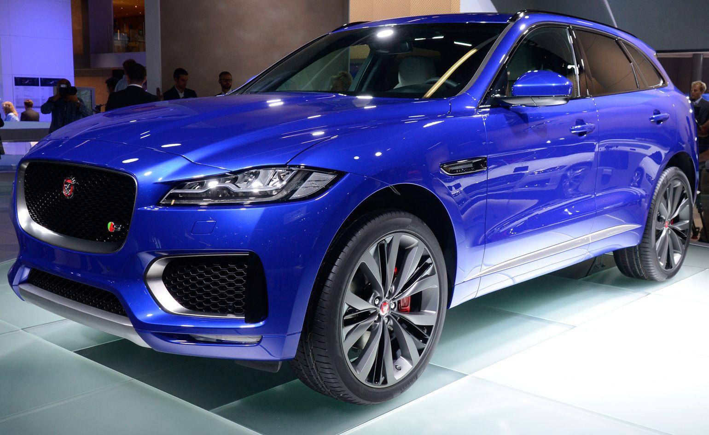 Frankfurt Motor Show 2015 A Wealth Of Automotive Gems Despite Industry Woes Jaguar Suv Jaguar Jaguar Fpace