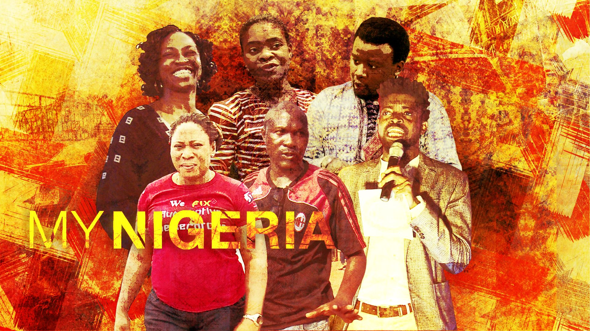 Filmmaker Brian Tilley talks about the making of the My Nigeria series and the idea behind it.