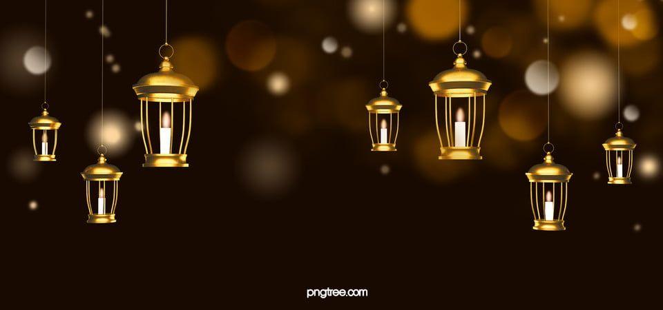 خلفية رمضان المسلمة المظلمة Ramadan Background Ramadan Lantern Islamic Design