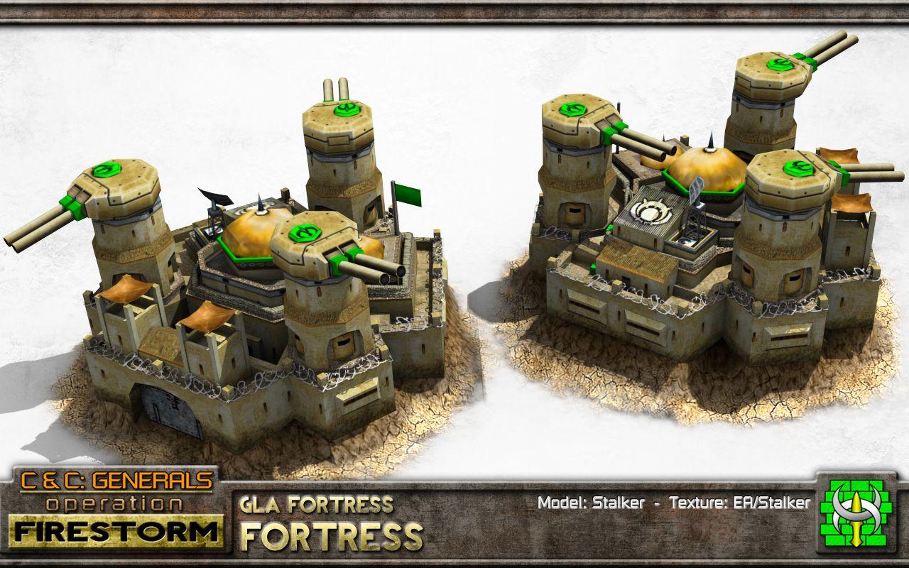 GLA Fortress