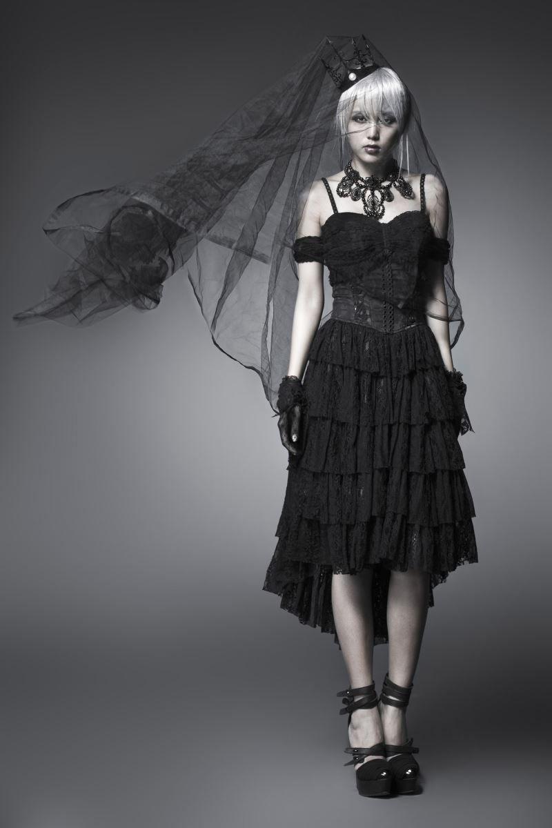 541b103ec1925c Robe gothique romantique PUNK RAVE 'domina ténebris' | costumes ...