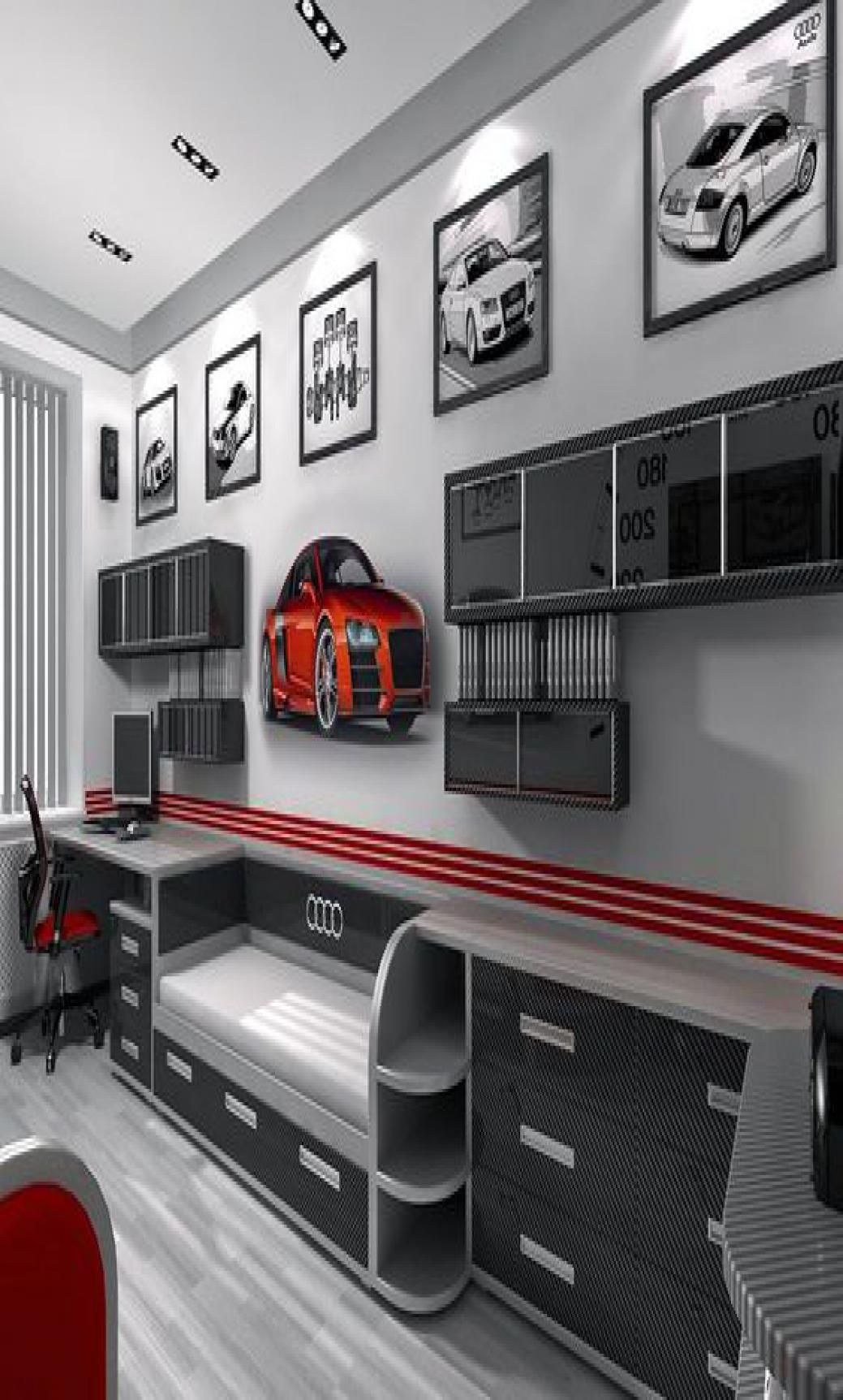 Baby Boy Room Cars: 45 Awesome Minimalist Bedroom Design Ideas In 2020