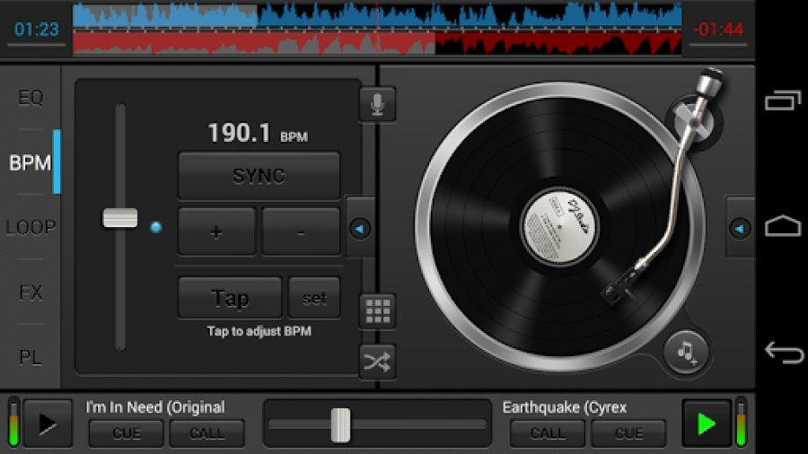 Requirements: 2 3+ Overview: DJ Studio 5 - Free music mixer
